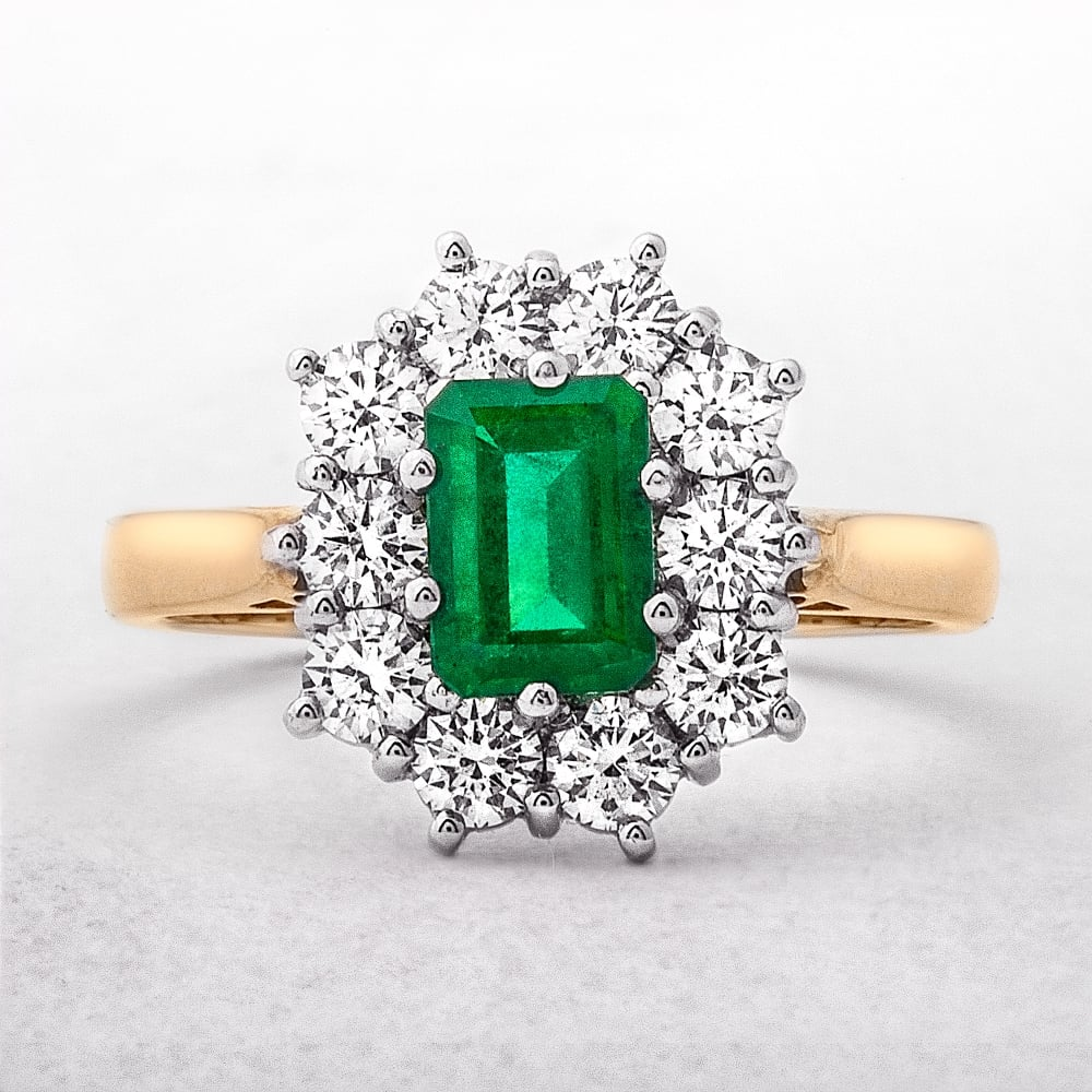 boutique zambian diamond ring engagement emerald rings