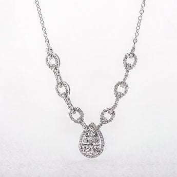 Necklaces at Brereton Jewellers