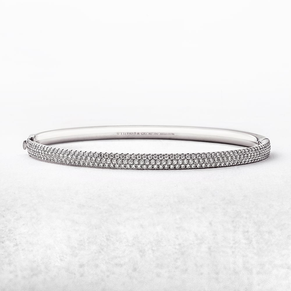 jewellery bangle picture of bangles antique white gold uk diamond