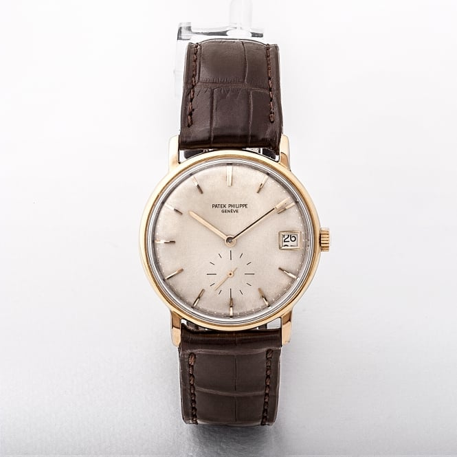1965 18ct Gold Patek Philippe Automatic Watch