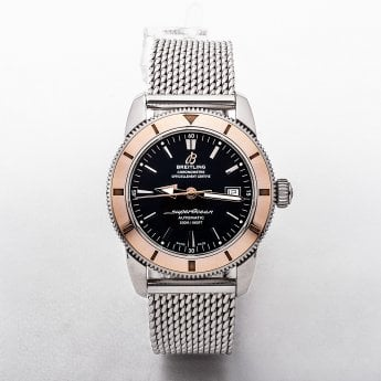 2015 Brietling Superocean Heritage Watch with Original Box and Cert