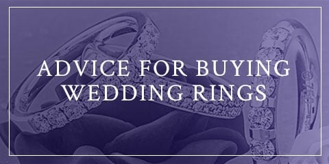Advice For Buying Wedding Rings