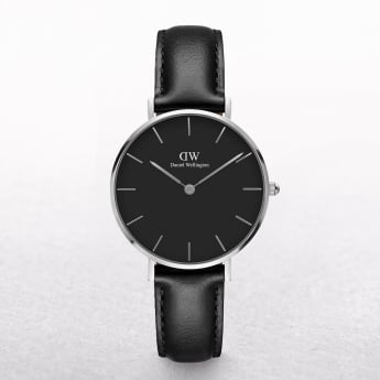 Daniel Wellington Sheffield Black Dial Watch