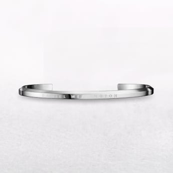 Daniel Wellington Small Cuff Unisex Bangle