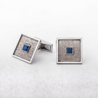 Buy antique sapphire jewellery brereton jewellers french sapphire cufflinks sciox Image collections