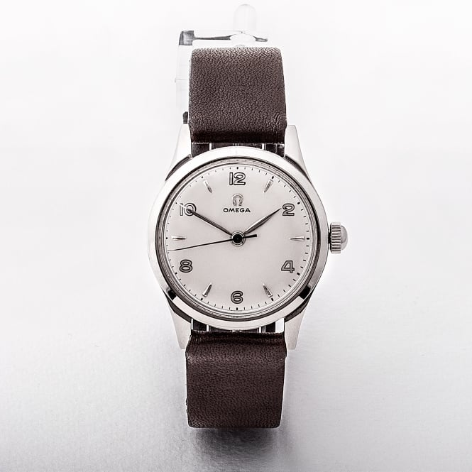 Gents 1948 Omega Manual Wind Watch