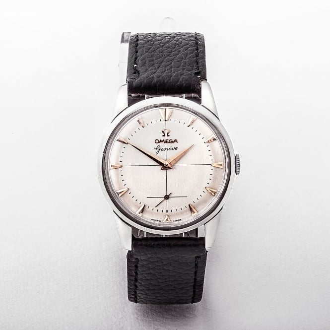 Gents 1957 Omega Geneve Manual Wind Watch