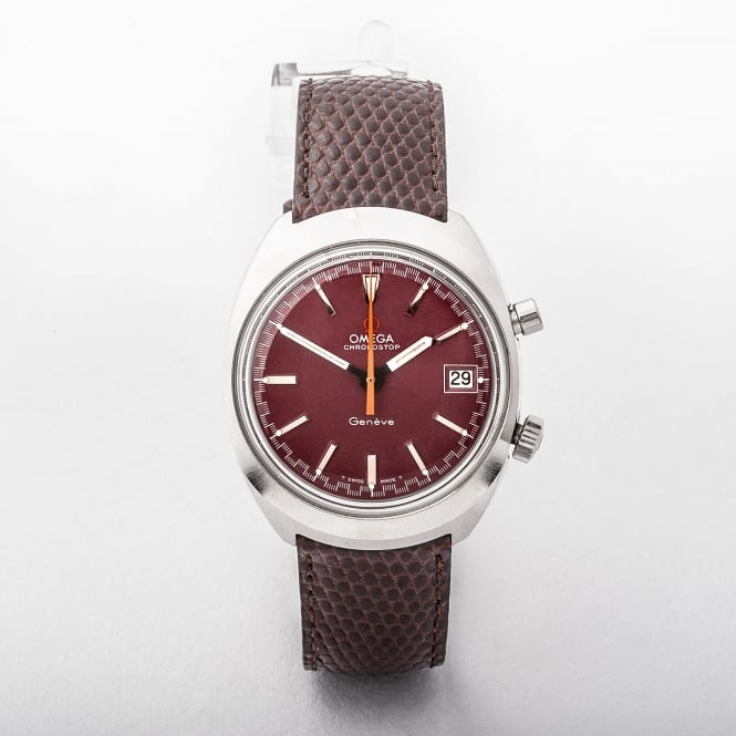 Gents 1969 Omega Stainless Steel Chronostop Model 146.009