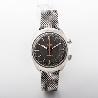 Gents 1969 Omega Stainless Steel Chronostop