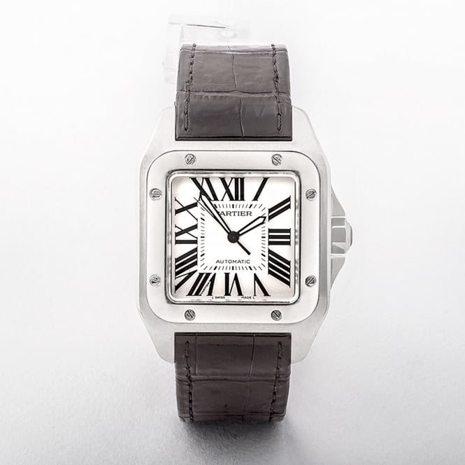 Gents 2005 Cartier Santos 100 Automatic