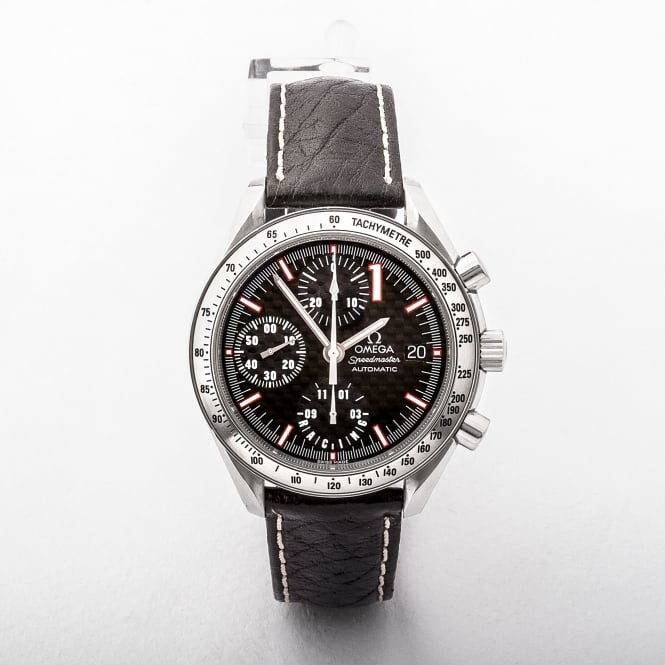 Gents Omega Speedmaster Michael Schumacher Edition