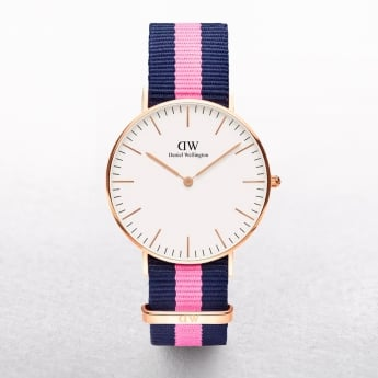 Ladies Daniel Wellington Winchester White Dial Watch