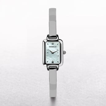 Ladies Michel Herbelin Salambo Stainless Steel Rectangular Dial