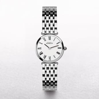 Ladies Michel Herbelin Stainless Steel Extra Flat Epsilon