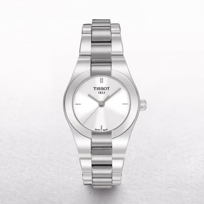 Ladies Tissot Glam Sport Stainless Steel Watch
