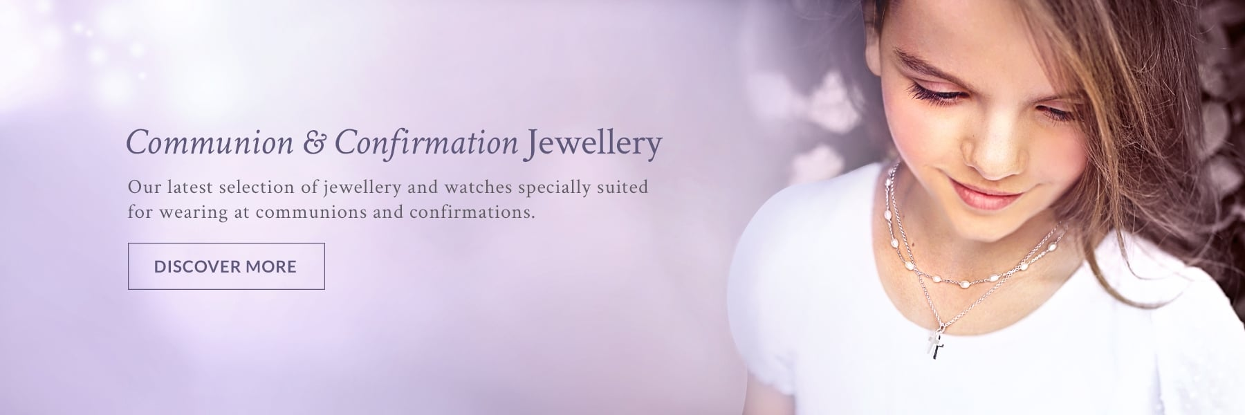 Communion and Confirmation Jewellery