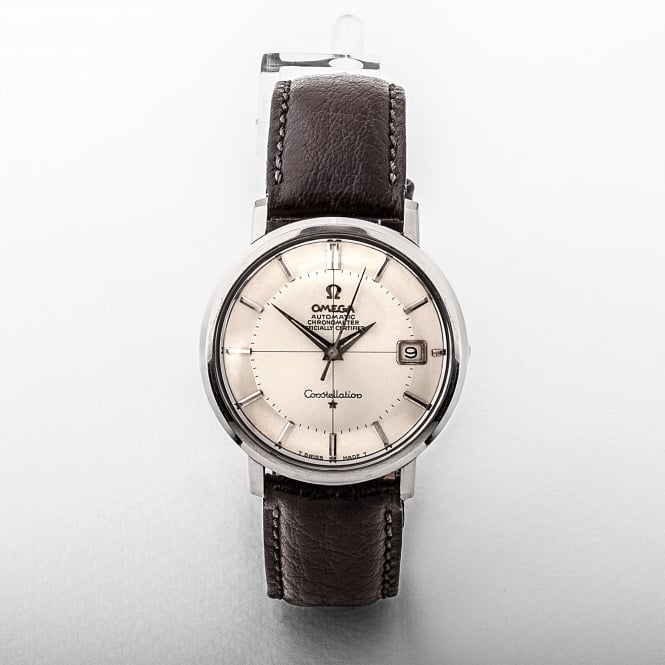 "Omega ""Pie Pan"" Constellation Watch"