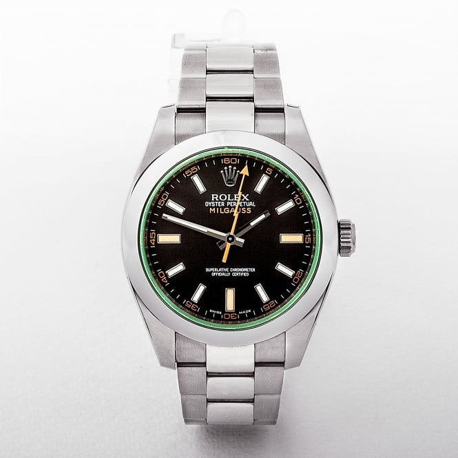 Rolex Milgauss Gents Watch from 2012