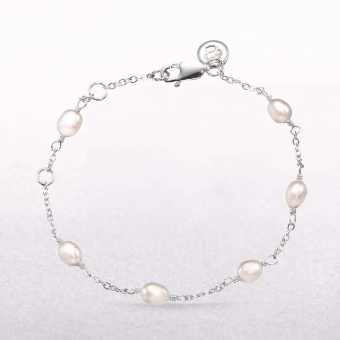 Signature Pearl Station Molly Brown Bracelet