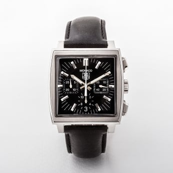 Tag Heuer Monaco CW2111-0 from 2007