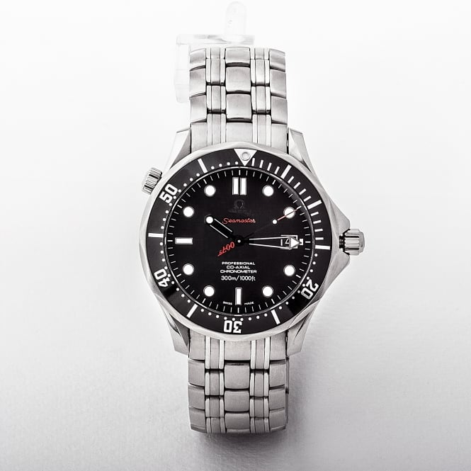 The James Bond Collectors Piece 2008 Seamaster Diver 300m Watch