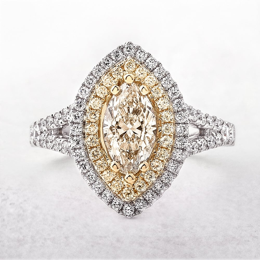 products ring marquise pave reyter marquis pav adina rings